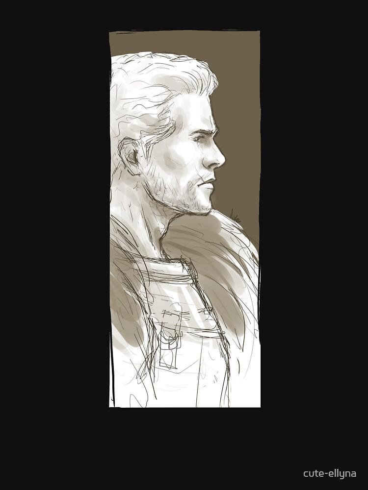 Sketchy Cullen by cute-ellyna