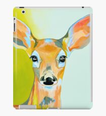 Wild Deer - Colourful Canadian Painting iPad Case/Skin