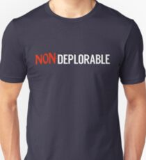 Switched to Non-Deplorable T-Shirt