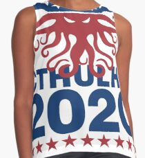 Vote Cthulhu 2020 Contrast Tank