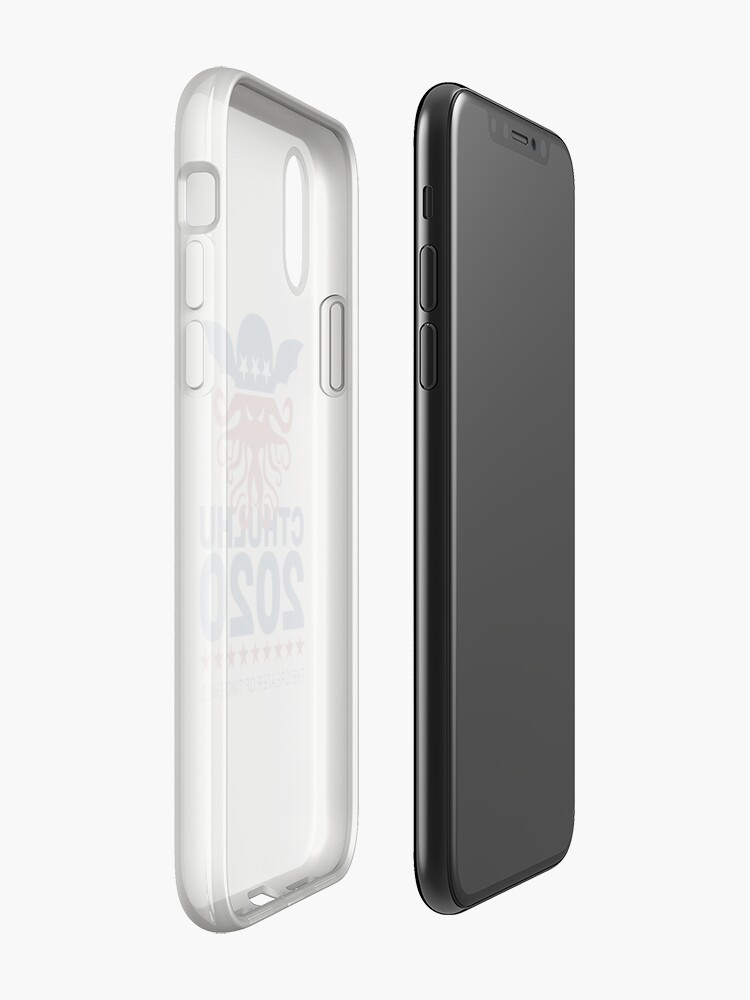 Alternate view of Vote Cthulhu 2020 iPhone Cases & Covers