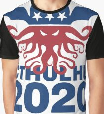 Vote Cthulhu 2020 Graphic T-Shirt