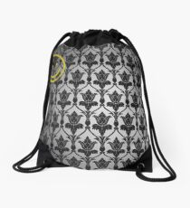 Sherlock  Drawstring Bag