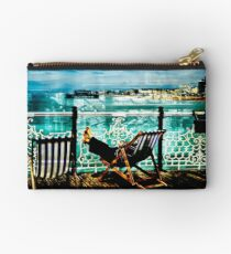 Life is Sweet in Brighton Studio Pouch