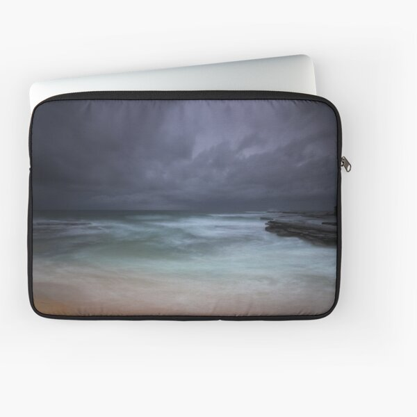Another Grey Day Laptop Sleeve