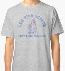 Lee High School Fighting Rebels (Dazed & Confused) Classic T-Shirt
