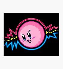 Baseset Kirby Photographic Print