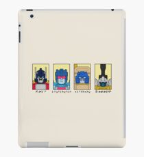 Last Stand of the Wrookies iPad Case/Skin