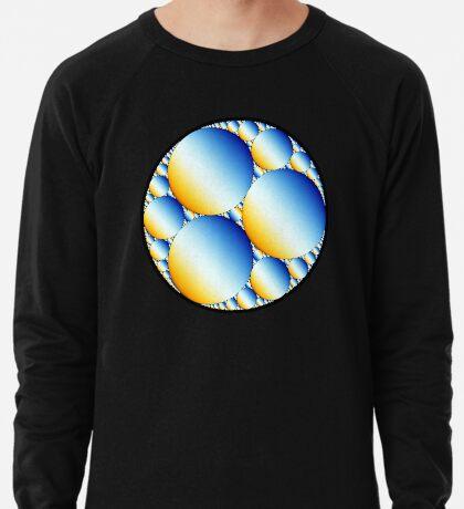 Apollonian Gasket 010 Lightweight Sweatshirt
