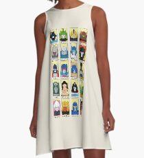 Full Wroster A-Line Dress