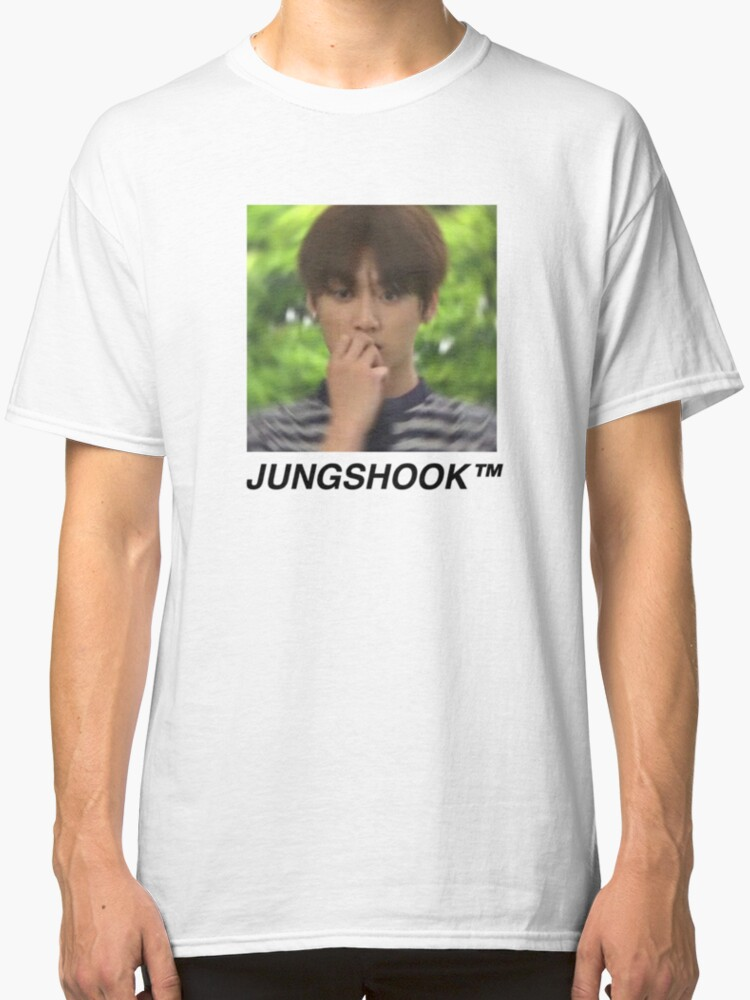 Jungshook Classic T Shirts By Guiltyscrown Redbubble
