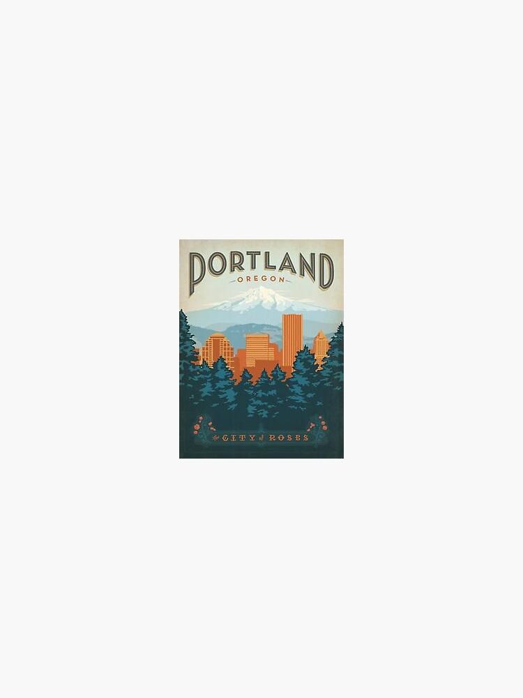 Portland, die Stadt der Rosen von natalieswan