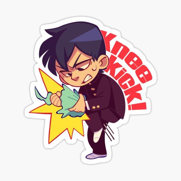 Ritsu v3 Sticker