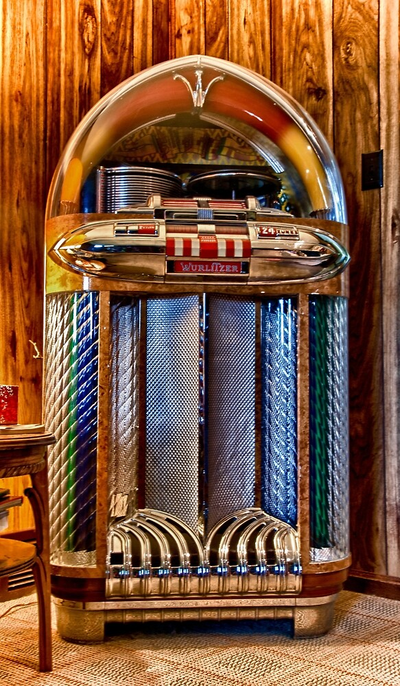 Jukebox by Adam Northam