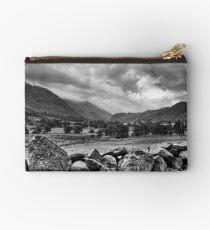 Misty mountain, the Lake District, Cumbria. Studio Pouch