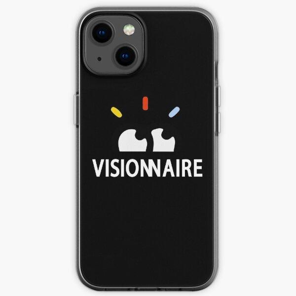 BIGFLO et OLI - VISIONNAIRE - BIGFLO et OLI Coque souple iPhone