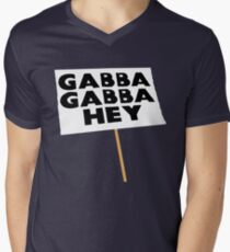 Gabba Gabba Hey Sign T-Shirt