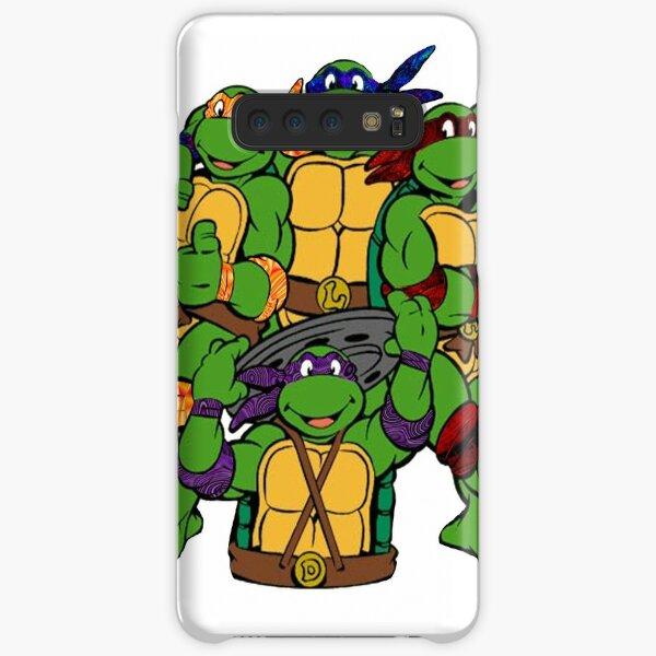 Teenage Tripping Turtles  Samsung Galaxy Snap Case