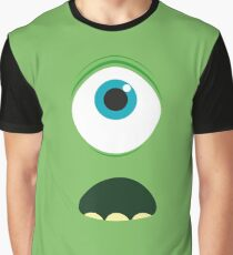 Monster mike wazowski Graphic T-Shirt