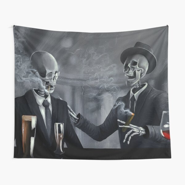 Last Call Tapestry