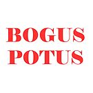 BOGUS POTUS - Red sans hashtag by rcprodkrewe
