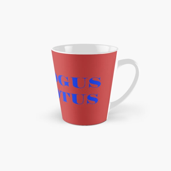 BOGUS POTUS - Blue sans hashtag Tall Mug