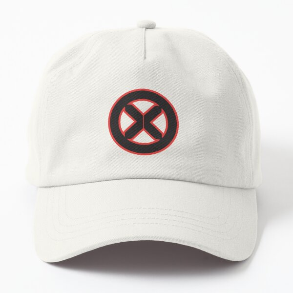 of x of mutant 3 Dad Hat
