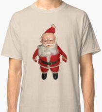 Creepy Vintage Santa Claus Classic T-Shirt