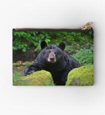 Black Bear Studio Pouch