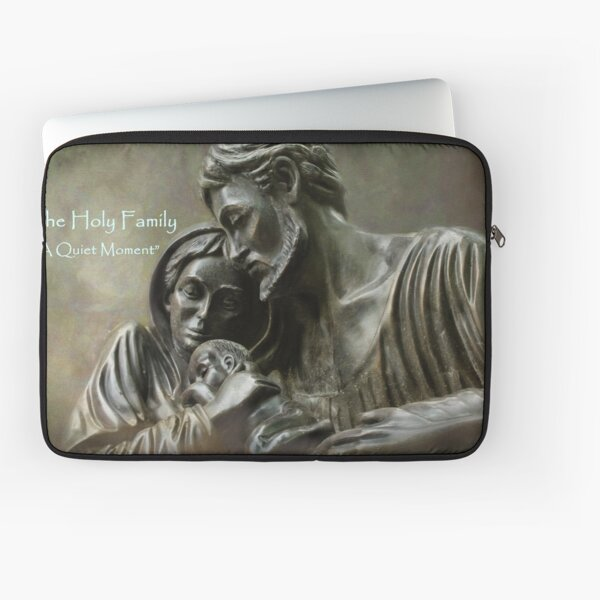 The Holy Family Laptop Sleeve