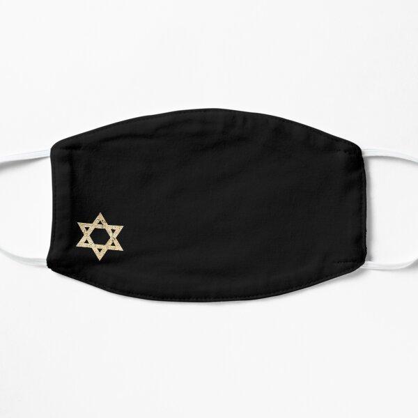Star of David, Jewish Patriotic Gift Flat Mask