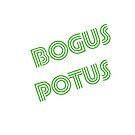 BOGUS POTUS - Groovy ed, jungle colors, sans hashtag by rcprodkrewe