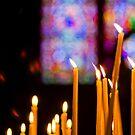 The light of Faith - Reims, France by Norman Repacholi