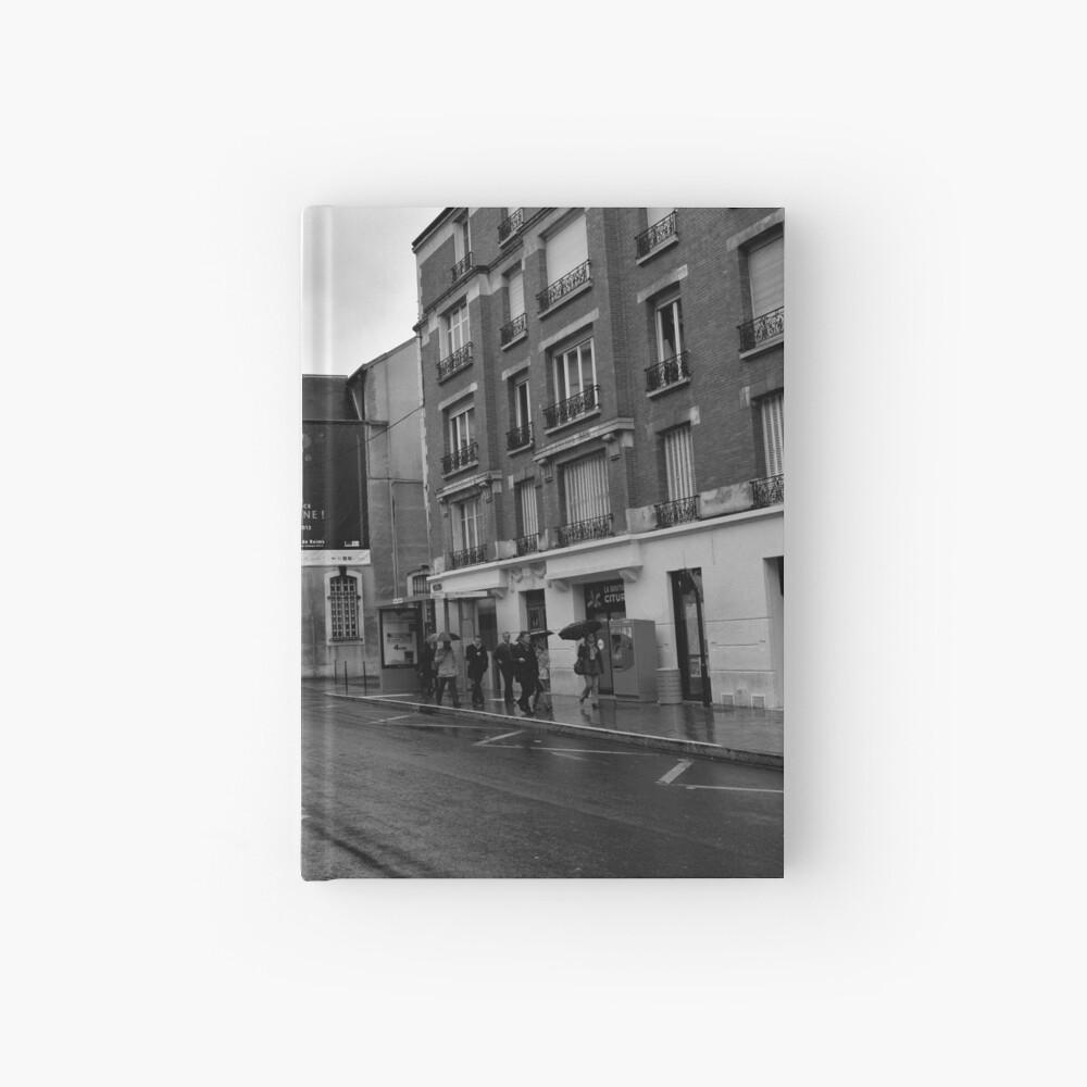 Urban terrior - Reims France Hardcover Journal
