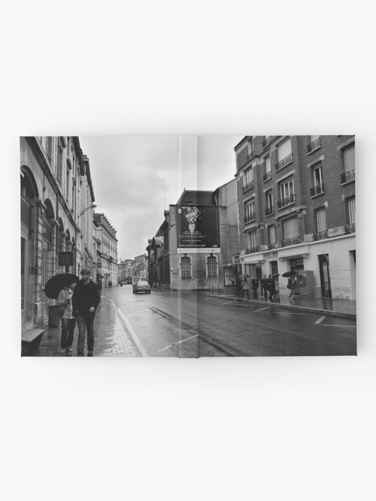 Alternate view of Urban terrior - Reims France Hardcover Journal