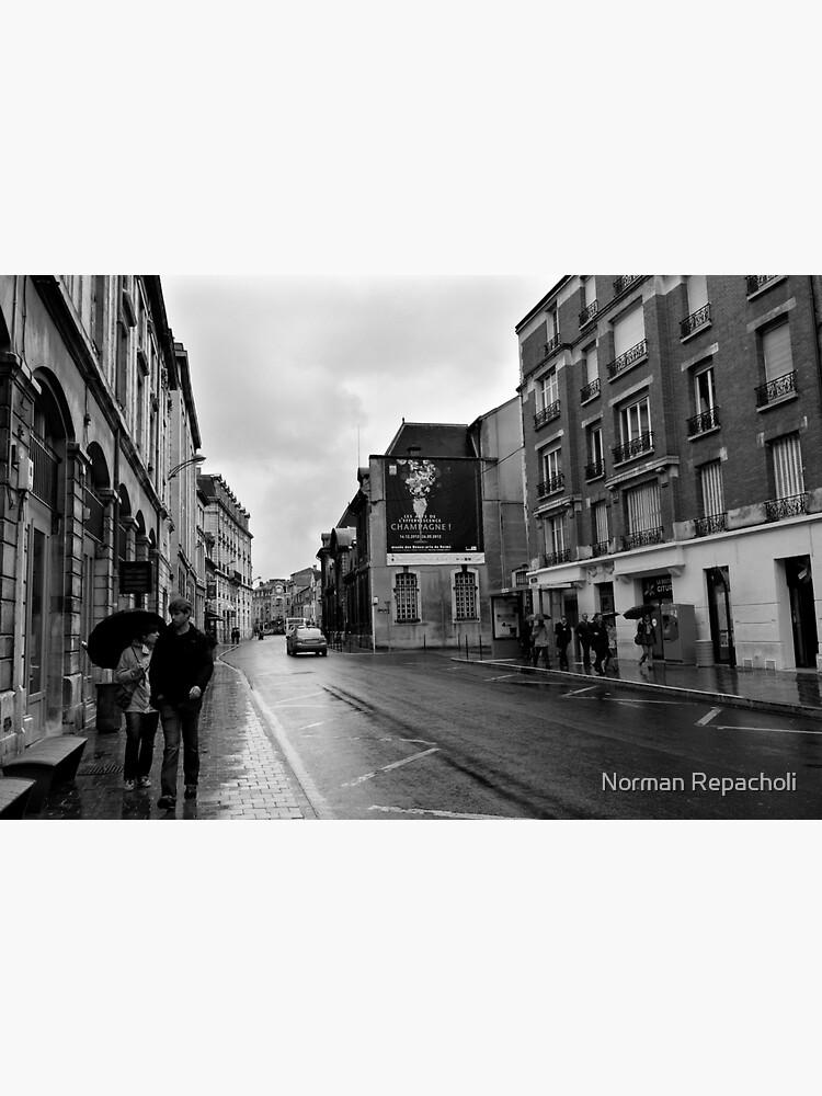 Urban terrior - Reims France by keystone