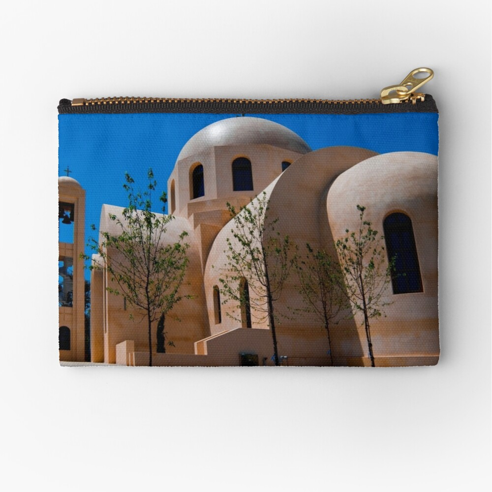 ANOTHER PERSPECTIVE....!??? - (1) Zipper Pouch