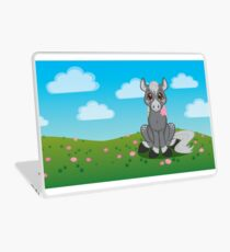 Flower Pony Laptop Skin