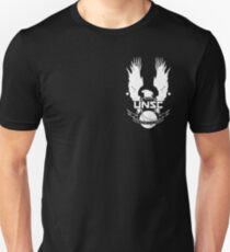 UNSC Insignia (White) Unisex T-Shirt
