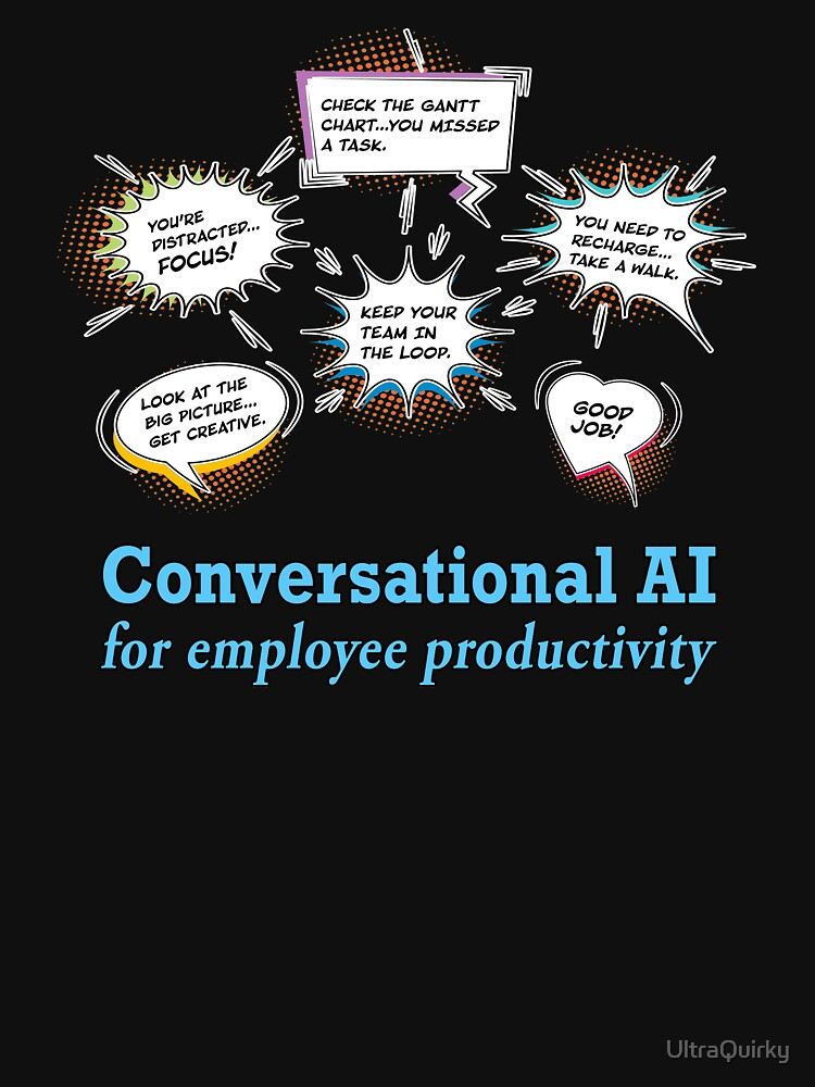 Conversational AI. by UltraQuirky