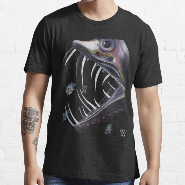 Saber-Toothed Viper Fish Essential T-Shirt