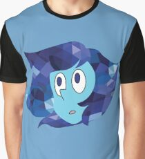 Crystallized Lapis Lazuli Graphic T-Shirt