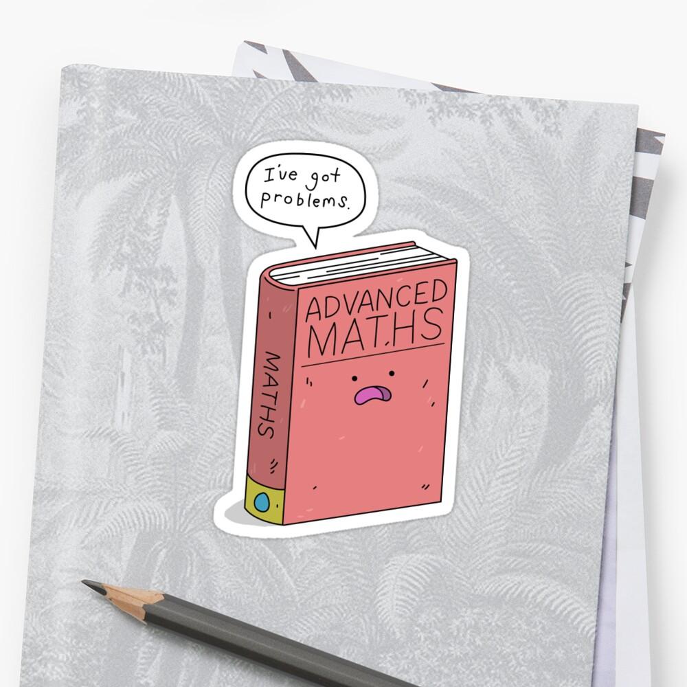 Maths Problems by caravantshirts