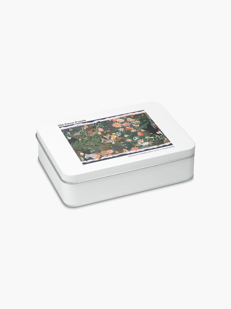 Alternate view of Flora & Fauna of Washington Jigsaw Puzzle