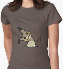Mimikyu Women's Fitted T-Shirt