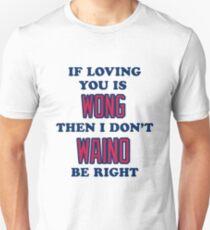Cardinal Love Unisex T-Shirt