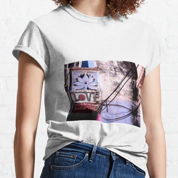 Love from India Classic T-Shirt