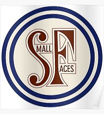 Small Faces  Poster