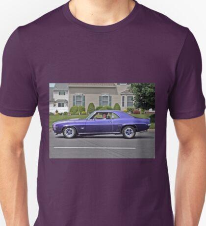 Purple Mustang T-Shirt