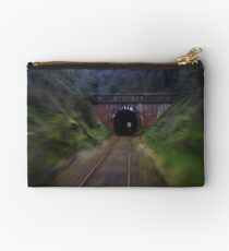Light at the end of the tunnel Studio Pouch